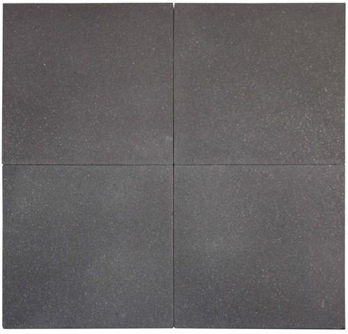 Geostretto Plus Tops 60x60x4cm Cannobio antraciet