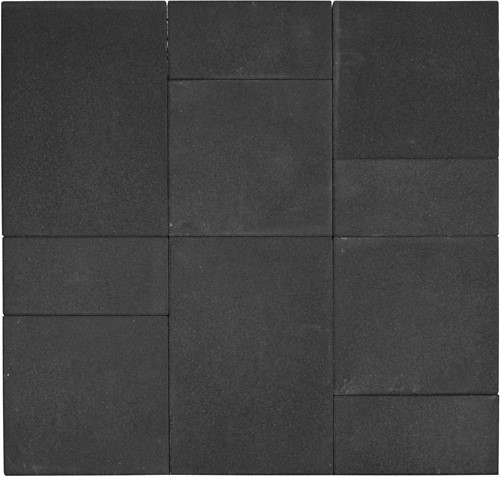 Geocolor 3.0 Tops Wildverband 2 Dusk Black zwart (0,72 m²)