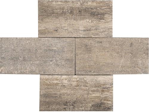Strato 25x50x6cm Gent beige/bruin/grijs