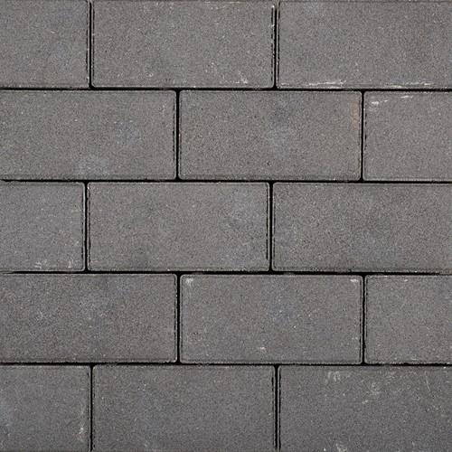 Sierbetonklinker Keiformaat 10x20x6cm zwart
