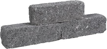 Rockline Walling 37,5x12,5x12,5cm antraciet