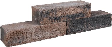 Cottage Walling 40x15x10cm bruin/zwart