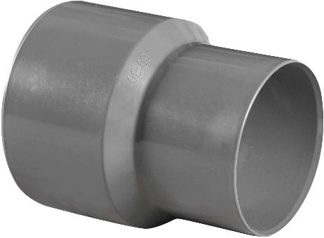 Ultra Drain Verloop ø60-80mm