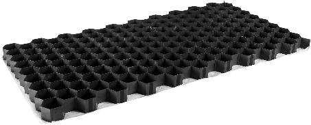 Gravel Fix rooster 39x77x3,2cm zwart