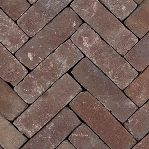 Art Bricks dikformaat 7x20x8,5cm Vermeer vlamoven