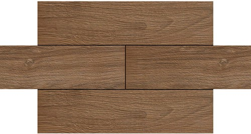 Ceramica Lastra 30x120x2cm Etic Pro Noce Hickory bruin