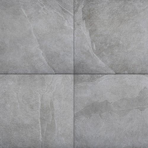 Ceramica Romagna 60x60x2cm Ardesia Grey grijs