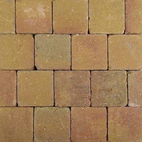 Pebblestones 15x15x6cm Lizard geel/terra