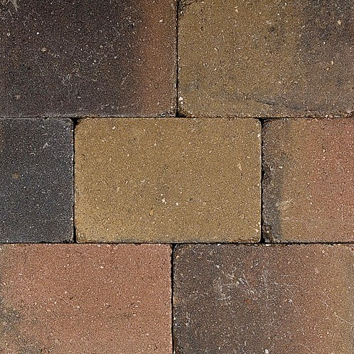 Pebblestones 20x30x6cm Loe Bar brons