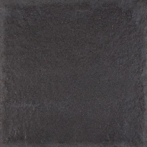 Straccata 60x60x6cm Muna zwart