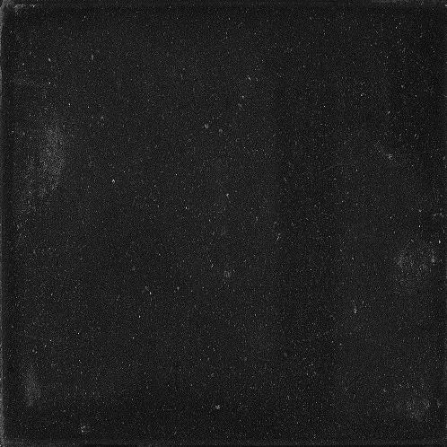 Betontegel 50x50x5cm zwart