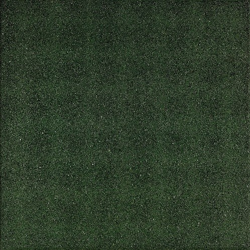 Rubbertegel 50x50x2,5cm groen