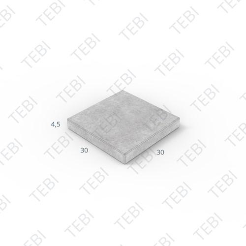 Tegel KOMO 30x30x4,5cm grijs MP