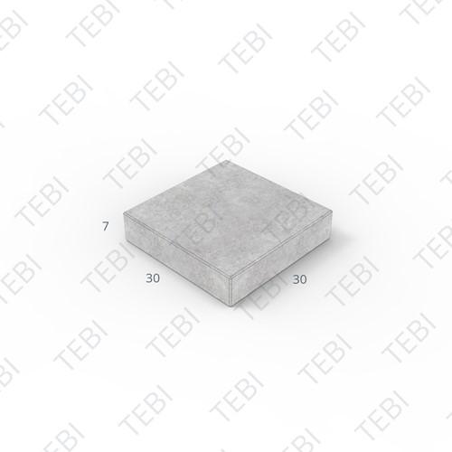 Tegel KOMO 30x30x7cm grijs