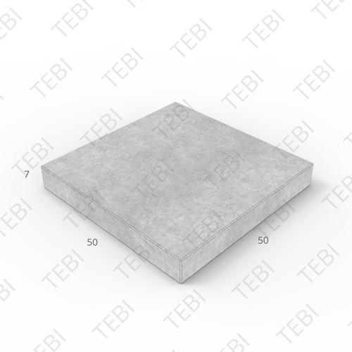 Tegel KOMO 50x50x7cm grijs
