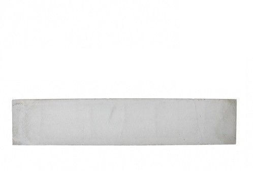 Betonplaat glad 3,5x24,0x224cm grijs, ongecoat (W13417)