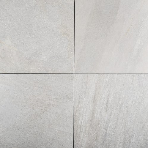 Cera1line 60x60x1cm Cuarcita Gris lichtgrijs