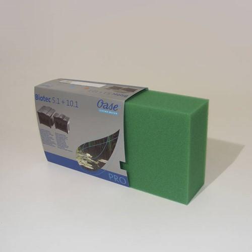 Vervangmousse groen BioSmart 18/36000