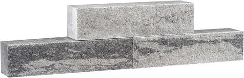 Split Wall 40x10x10cm grijs/zwart