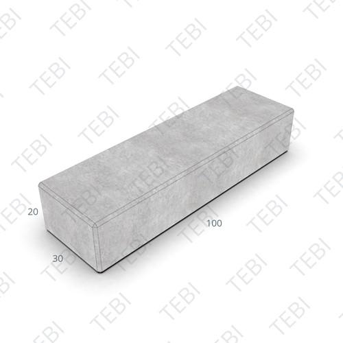 Traprede Repeteer 30x20x100cm grijs