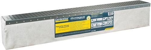 Hydroblob set rooster verzinkt lg34 vs 120x15x20cm