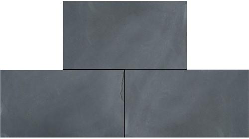 Black Brasil tegel zwart 40x80x2,5cm