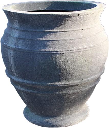 Pot Selina nr.3 charcoal