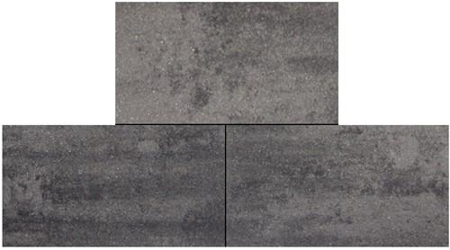 Geostretto Plus 40x80x6cm Roma grijs/zwart