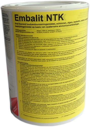 Impregneervloeistof 75 cl, kleurloos (1017120)