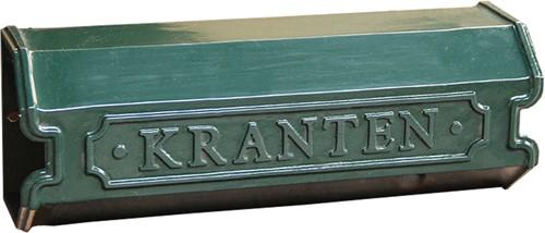 KS krantenrol tekst kranten groen 1705