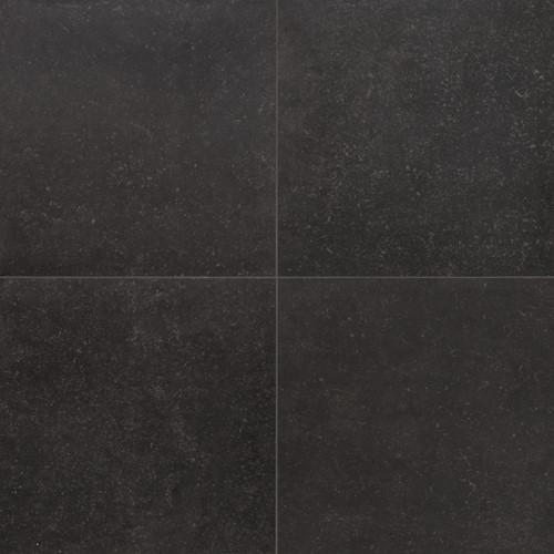 Geoceramica 60x60x4cm Impasto Negro zwart