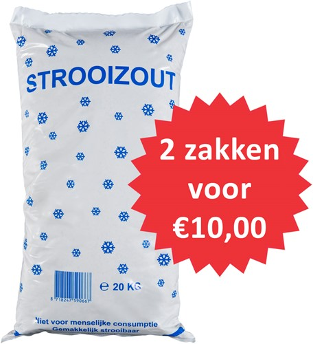 Strooizout 20kg