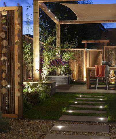 tuinverlichting van in lite