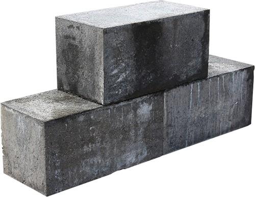 stapelblok XL Solidblack geocolor 40x20x20